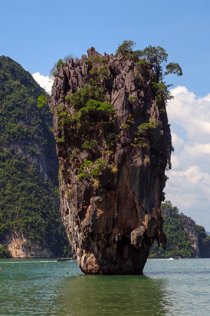 James Bond Island Thailand Fktlicious