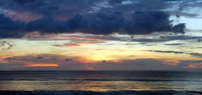 Sunset in Karon