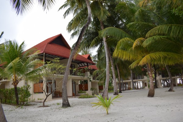 Our Villa in Kurumba Maldives