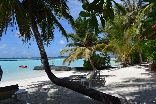 Beach @Kurumba Maldives